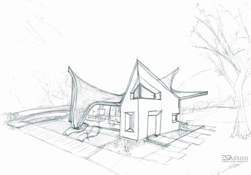 2016_04_Flying_House_Composition-Sketch_L