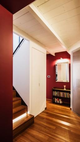 Ingresso-001_PrivateHouse_unaVolta/@Torino/2016 - ESAASTUDIO_ArchFabioAquilettiFotografo