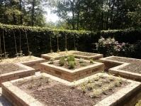 """Private vegetable garden_""""La Mandria″"""